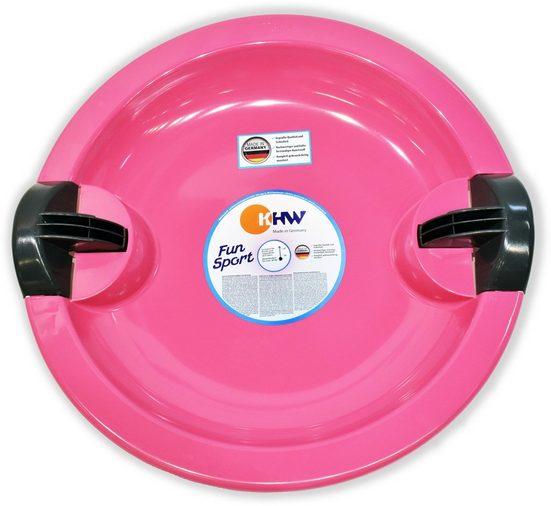 KHW Rutscher »Fun UFO pink«