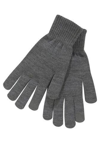 Jack & Jones перчатки вязаные
