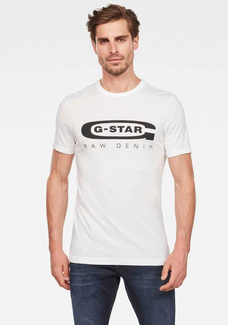G-Star RAW Rundhalsshirt »Graphic 4«
