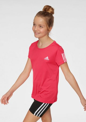 adidas Performance Trainingsshirt »YOUNG GIRL TRAINING EQUIPMENT TEE«