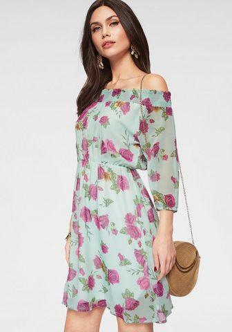 MELROSE Šifoninė suknelė