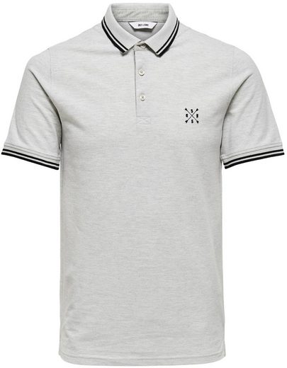 ONLY & SONS Poloshirt »STAN FITTED POLO TEE«