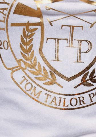TOM TAILOR POLO TEAM TOM TAILOR Polo marškinėliai Team Marš...