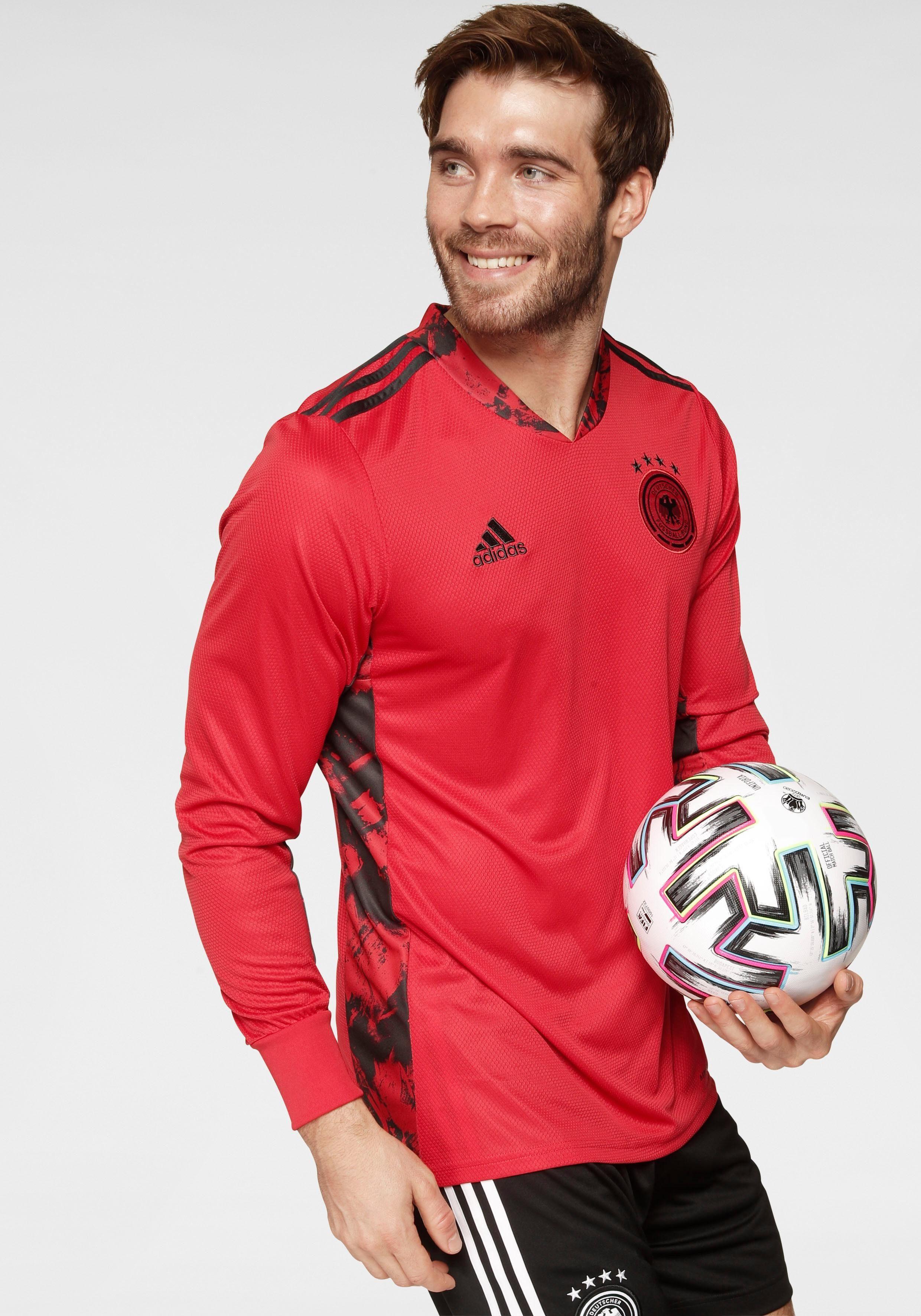 adidas Performance EM 2020 Herren DFB Torwart Heimtrikot