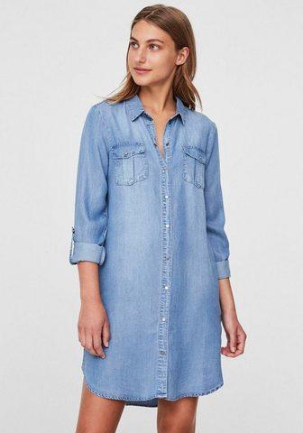 Платье джинсовое »SILLA«