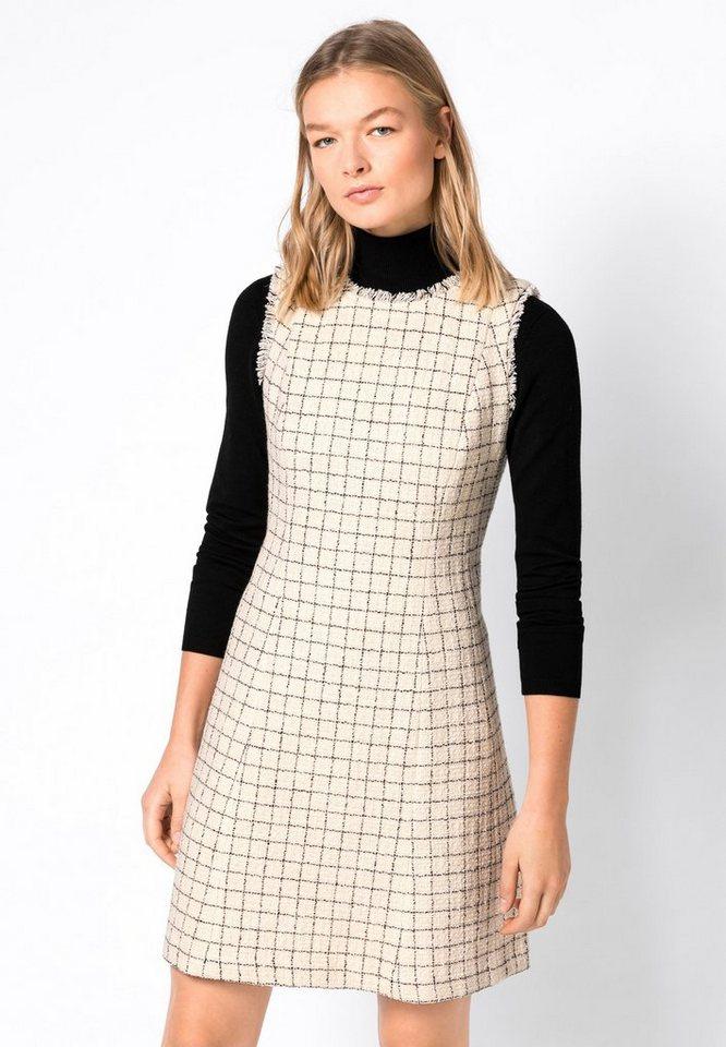 HALLHUBER A-Linien-Kleid aus Bouclé online kaufen | OTTO
