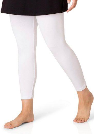BSIC by Yesta Leggings »Andrea« Legging in knöchellanger Form