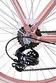 FASHION LINE Cityrad, 6 Gang Shimano TOURNEY TY 300 Schaltwerk, Kettenschaltung, Bild 3