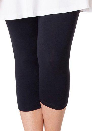 BSIC by Yesta 3/4-Leggings »Audrey« Mit elastischem Bund