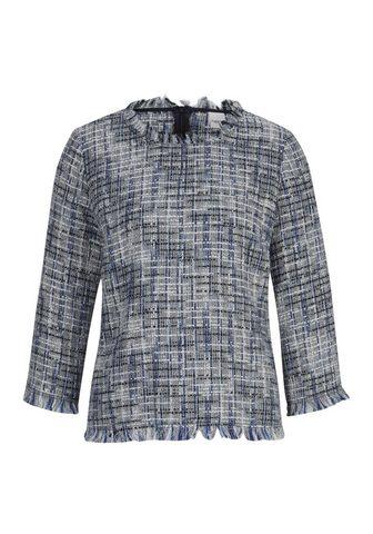 HEINE TIMELESS блуза из Bouclé