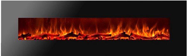 Kamine und Öfen - GLOW FIRE Elektrokamin »Mars XL«, mit auswechselbarer Dekoration  - Onlineshop OTTO