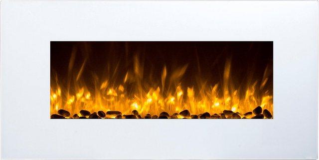 Kamine und Öfen - GLOW FIRE Elektrokamin »Neptun«, mit auswechselbarer Dekoration  - Onlineshop OTTO
