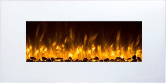GLOW FIRE Elektrokamin »Neptun«, mit auswechselbarer Dekoration