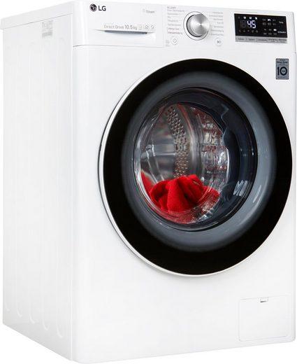LG Waschmaschine Serie 5 F4WV510S0, 10,5 kg, 1400 U/Min