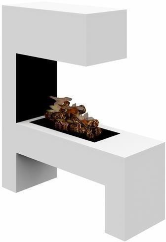 Kamine und Öfen - GLOW FIRE Elektrokamin »Mozart«, mit 3D Elektrofeuer opti myst®  - Onlineshop OTTO