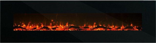 Kamine und Öfen - GLOW FIRE Elektrokamin »Saturn«, mit auswechselbarer Dekoration  - Onlineshop OTTO