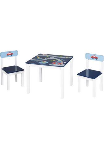 ROBA ® Žaislinis baldų komplektas »Rennfahr...
