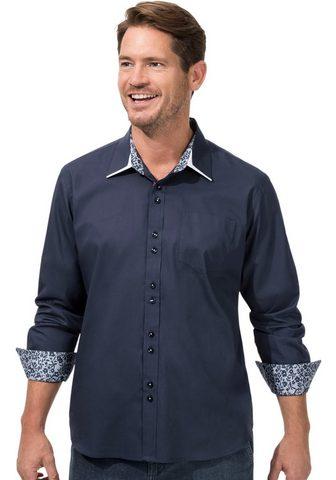Рубашка с длинными рукавами с 1 карман...