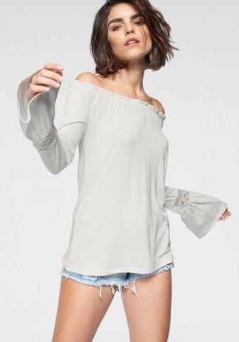 TAMARIS Marškinėliai ilgomis rankovėmis