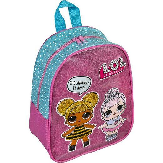 UNDERCOVER Kindergartentasche »Kinderrucksack L.O.L. Surprise!«