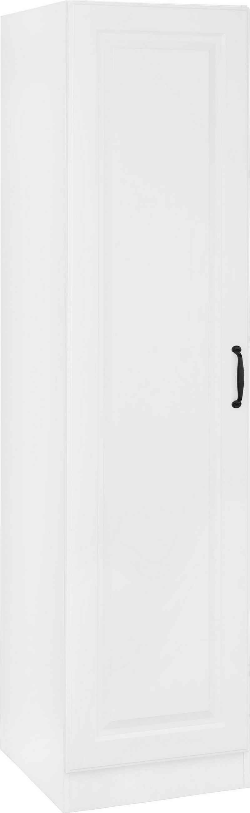 wiho Küchen Seitenschrank »Erla« 50 cm breit mit Kassettenfront