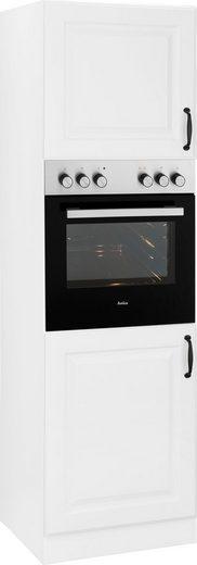wiho Küchen Backofenumbauschrank »Erla« 60 cm breit mit Kassettenfront