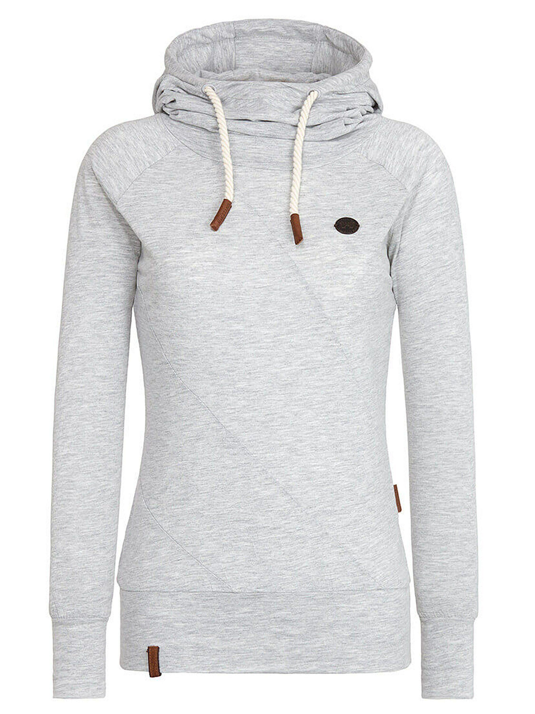 naketano Kapuzensweatshirt, Kapuze mit kontrastfarbenem Kordelband online kaufen | OTTO