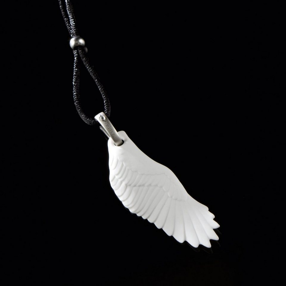 Flügel Porzellan