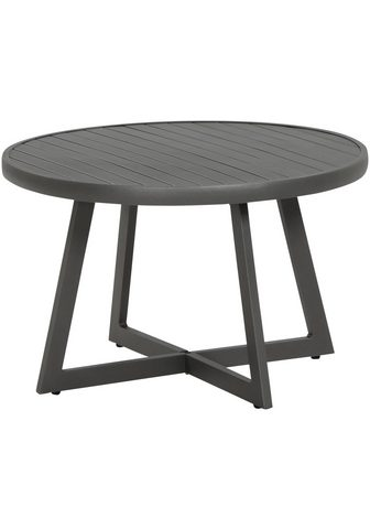 SIENA GARDEN Dėžė - stalas »Alexis« Aliumininis Ø 7...