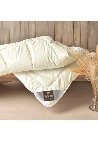 SEI DESIGN Natūralaus pluošto antklodė »WOOL Prem...