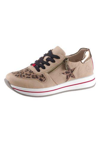 Ботинки со шнуровкой с Plateau-Sohle