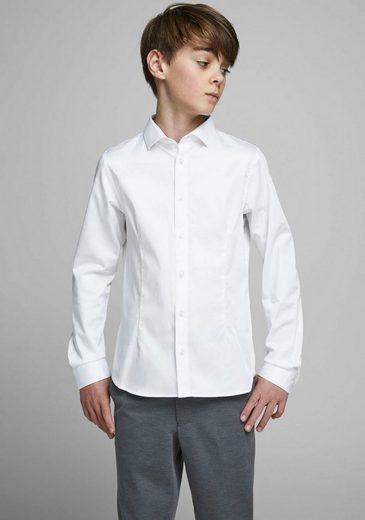 Jack & Jones Junior Langarmhemd