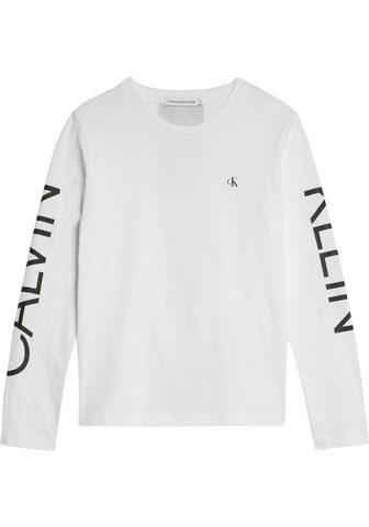 CALVIN KLEIN JEANS Calvin KLEIN джинсы кофта с длинными р...