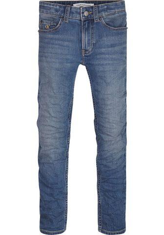 Calvin KLEIN джинсы узкие джинсы