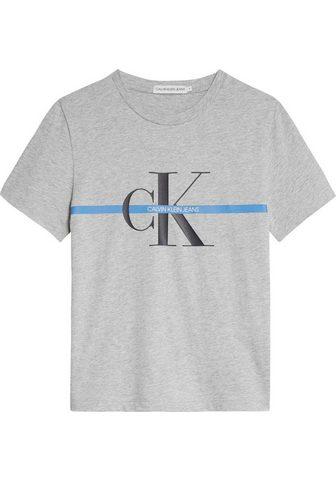 CALVIN KLEIN JEANS Calvin KLEIN джинсы футболка