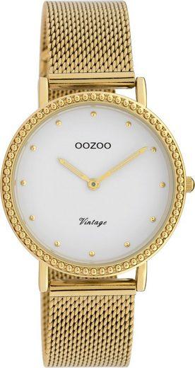 OOZOO Quarzuhr »C20054«
