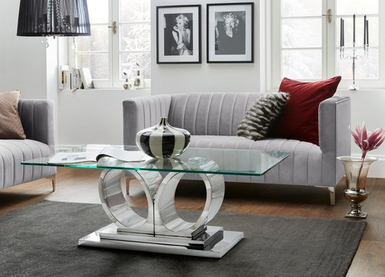 Leonique Sofa »Beverly Hills«, im extravaganten Design