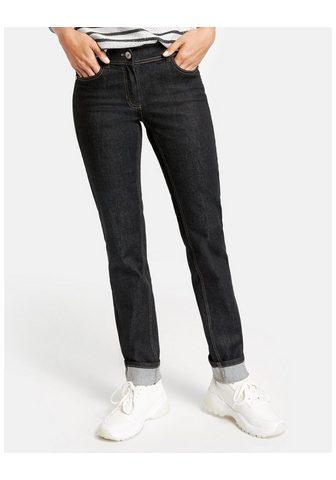 TAIFUN Kelnės Džinsai ilgis »Jeans su Saumauf...