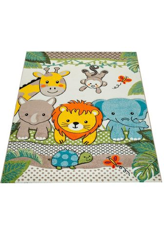 PACO HOME Vaikiškas kilimas »Diamond 634« rechte...