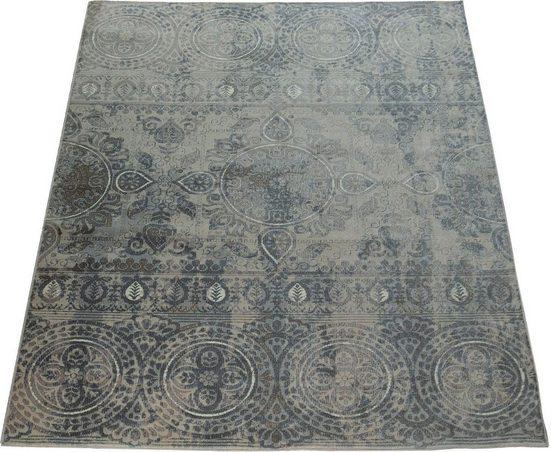 Teppich »Efesus 841«, Paco Home, rechteckig, Höhe 9 mm, Vintage-Teppich, Orient-Optik, Wohnzimmer