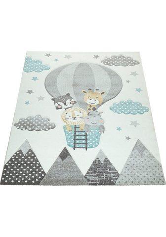 PACO HOME Vaikiškas kilimas »Cosmo 343« rechteck...