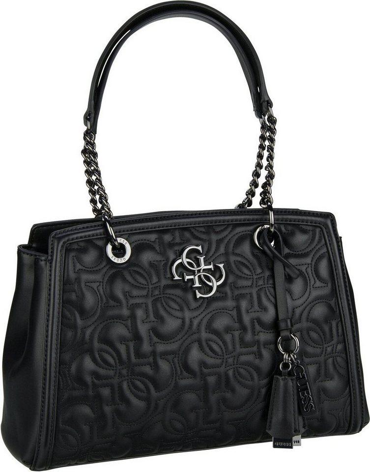 Guess Handtasche »New Wave Luxury Satchel« kaufen | OTTO