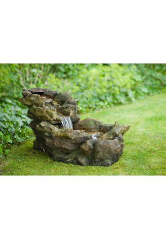 UBBINK Sodo fontanas »Aspen« su LED BxTxH: 10...