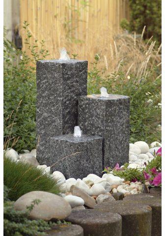 UBBINK Sodo fontanas »Siena« su LED BxTxH: 15...