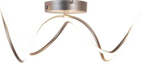 Nino Leuchten LED Deckenleuchte »Voluta«, LED Deckenlampe