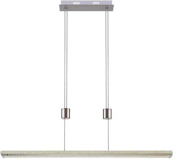 Nino Leuchten LED Pendelleuchte »Iker«, LED Hängelampe, LED Hängeleuchte, Farbwechsel