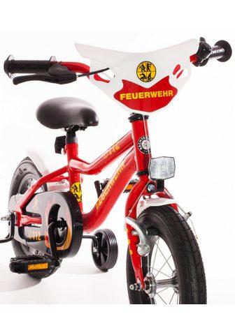 BACHTENKIRCH Vaikiškas dviratis »Feuerwehr« 1 Gang