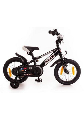 BACHTENKIRCH Vaikiškas dviratis »Police« 1 Gang