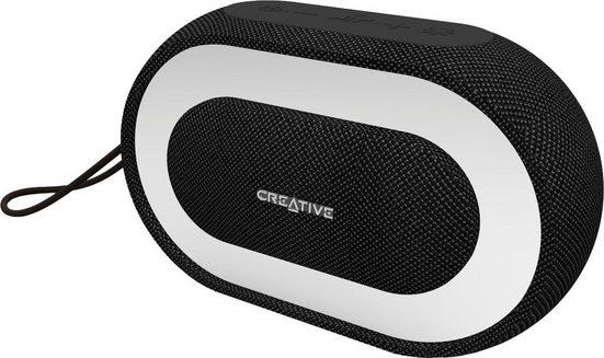 Creative 51MF8275AA000 Bluetooth-Lautsprecher (Bluetooth)