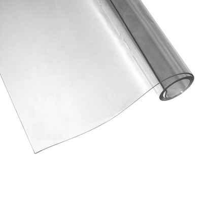 AYLO Tischdecke »PVC Premium Tischdecke Tischschutz Tischmatte glasklar, transparent« (Größen wählbar), - durch die Folie sind Ihre Tische geschützt vor Kratzern, Flecken und Schlägen